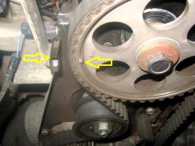 Замена ремня ГРМ на ВАЗ 2115 8 клапанный своими руками: видео инструкция