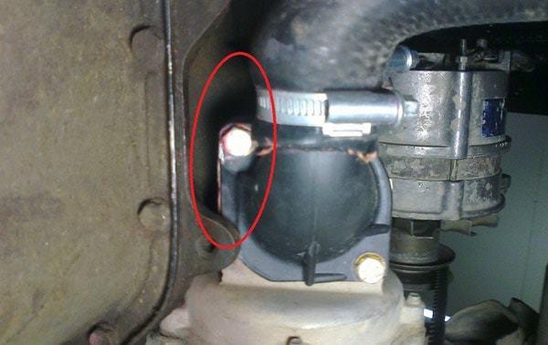 Замена термостата ВАЗ 2115 своими руками: как заменить?