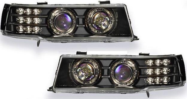 Тюнинг фар на ВАЗ-2110 своими руками: инструкция с фото и видео