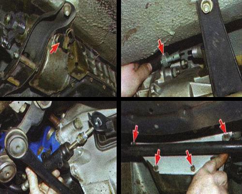 Замена диска сцепления ВАЗ 2107: видеоинструкция