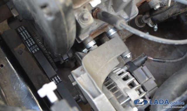 Как снять генератор на Лада Приора: пошаговая инструкция