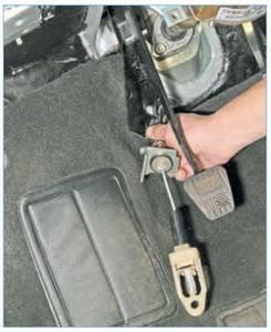 Замена троса сцепления Лада Приора своими руками: пошаговая инструкция