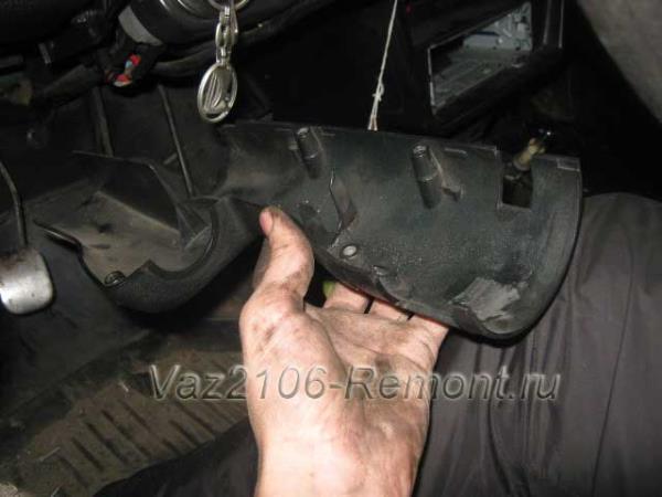 Как снять замок зажигания на ВАЗ-2106 своими руками: пошаговая видеоинструкция