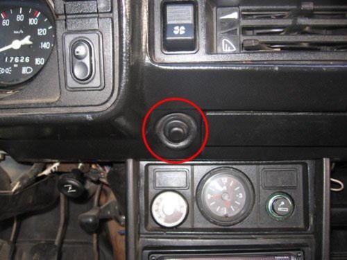 Как открыть багажник ВАЗ-2107 без ключа: видеоинструкция