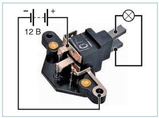 Перенос генератора на верх 21214