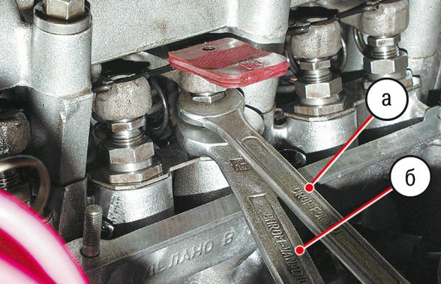 Регулировка клапанов ВАЗ-2105 своими руками: видеоинструкция