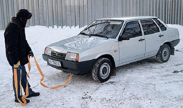 Не заводится в мороз ВАЗ-2107 (карбюратор, инжектор): причины, ремонт