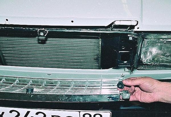 Тюнинг решетки радиатора ВАЗ-2107 своими руками: пошаговая видеоинструкция