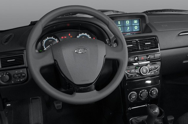 Объем багажника Лады Приора седан в литрах: технические характеристики