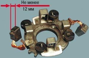 Не крутит стартер ВАЗ-2106: причины, ремонт
