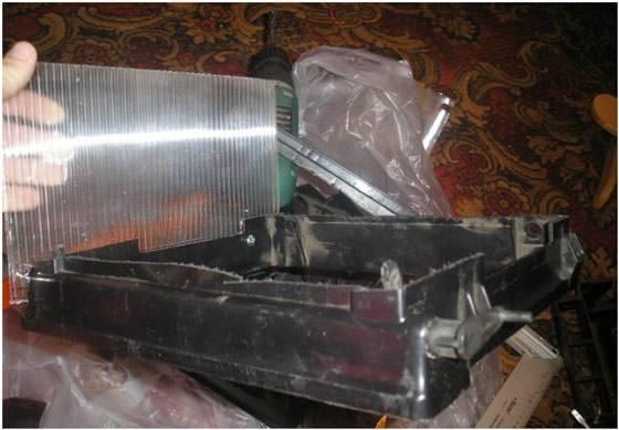 Плохо греет печка на ВАЗ-2105: причины, что делать?