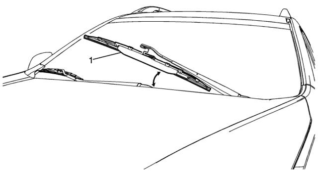 Размер дворников ВАЗ-2115: параметры