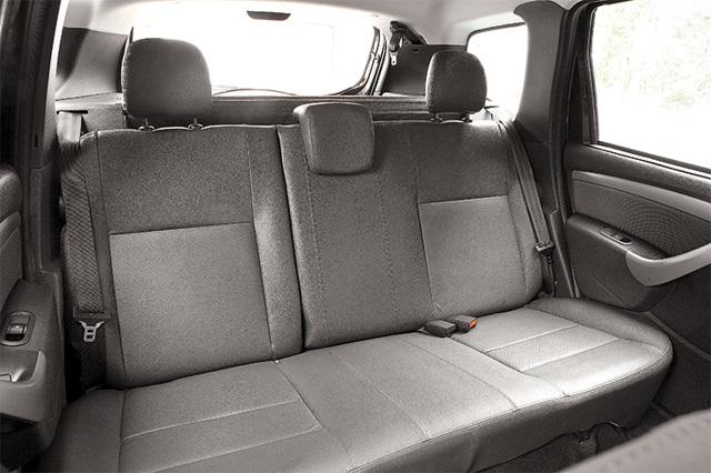 Габариты нива шевроле. Шевроле Нива размеры, габариты, объемы, клиренс Chevrolet NIVA 4х4, багажник