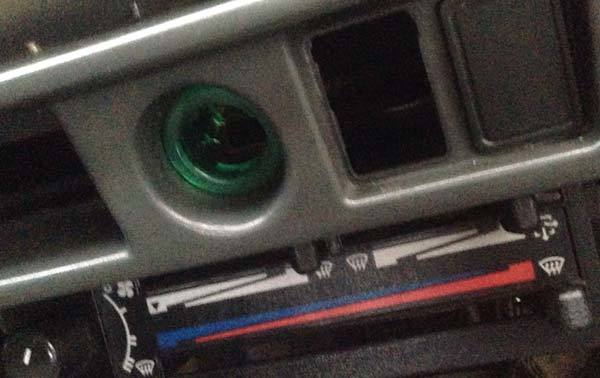 Не работает прикуриватель ВАЗ-2109: причины, какой предохранитель?