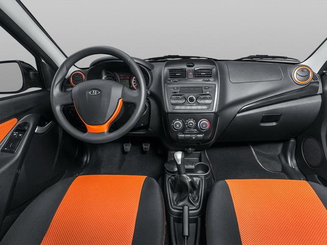 Объем багажника Лады Калина: технические характеристики