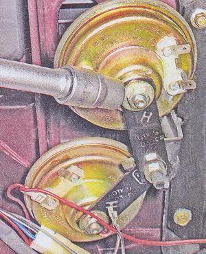 Не работает сигнал на ВАЗ-2107: причины, ремонт